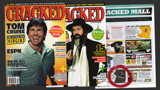 Cracked Magazine