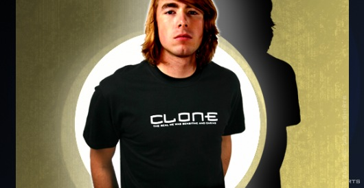Clone T-Shirt - The real me was sensitive and caring
