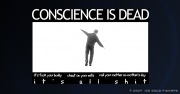 Conscience is Dead (Scent of a Woman T-Shirt)