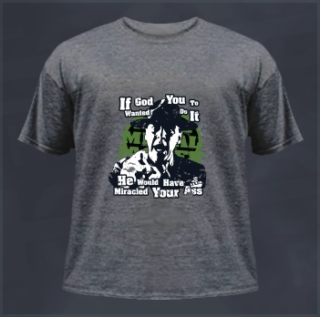 Full Metal Jacket T-Shirt (Drill Instructor, Stanley Kubrick)
