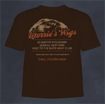 Goodfellas T-Shirt (Morrie's Wig Shop)