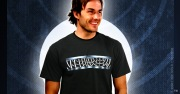 Quantum Physics T-Shirt (Double Slit Experiment, Fear the Electron)