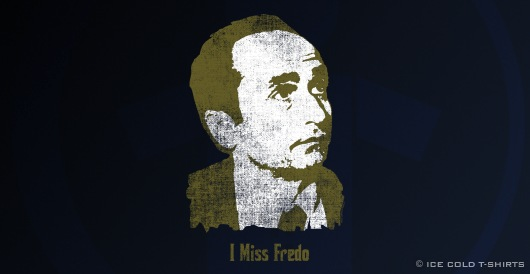The Godfather T-Shirt (I Miss Fredo)