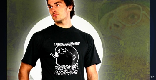We Can't Stop Here, This is Bat Country (Fear and Loathing in Las Vegas, Hunter S Thompson) T-Shirt